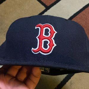 Boston Red Sox New Era Hat 7 3/4
